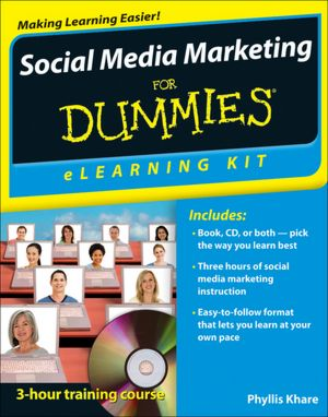 social media marketing for dummies review