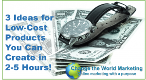 online-business-3-ideas-low-cost-products-2-5-hours