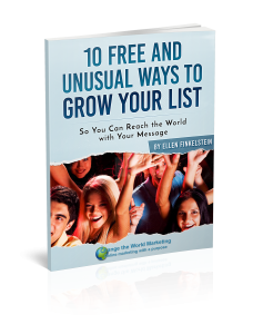 10 Free & Unusual Ways to Grow Your List