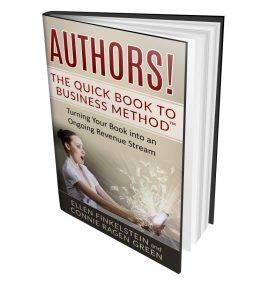 Authors! The Quick Book to Business Model