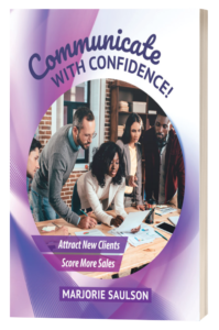 Saulson Communicate with Confidence cover